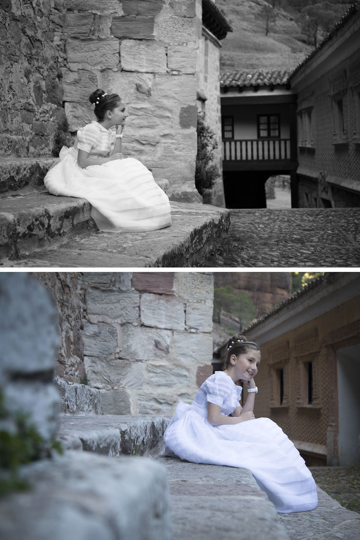 angela coronel-fotografia-comunion-molina de aragon-celia
